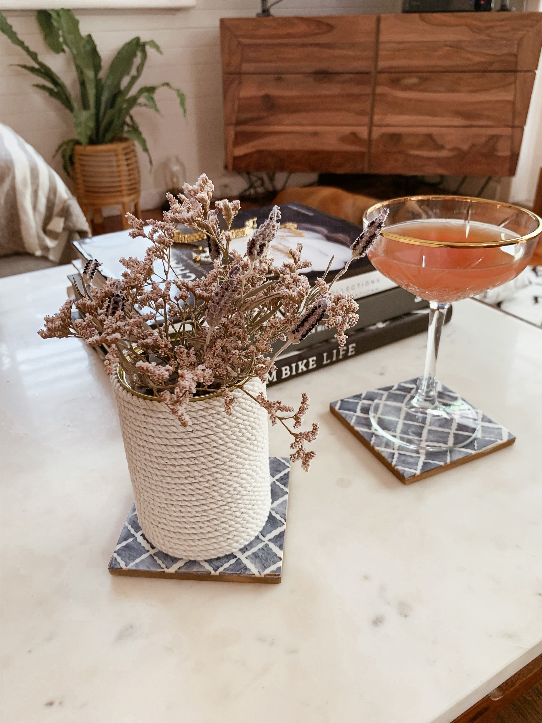 DIY Macrame Vase