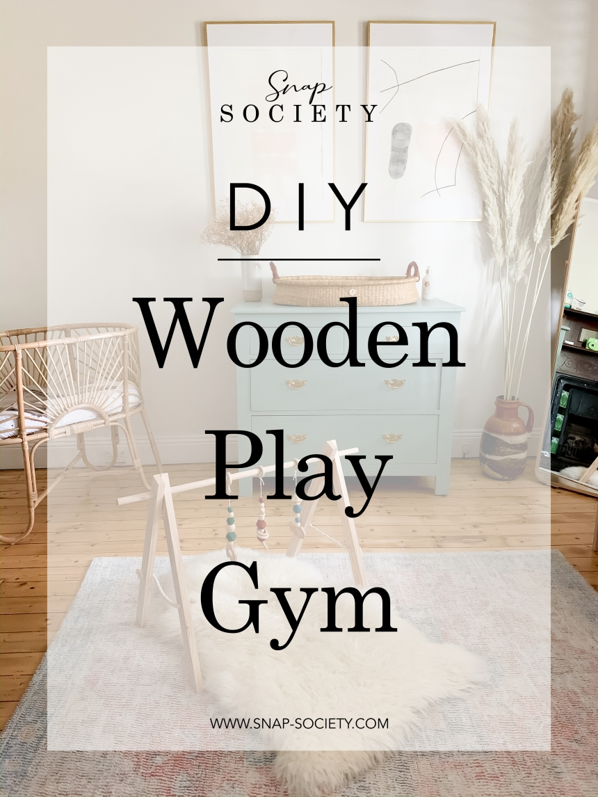 DIY Play Gym