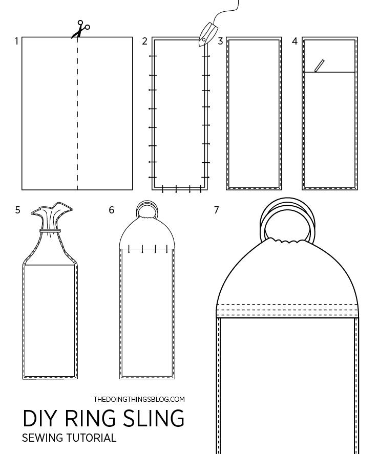 DIY Ring Sling